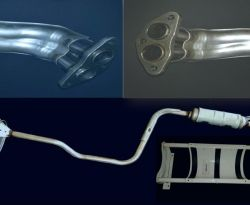 SF Exhaust Component